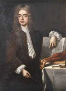 William Gandy - João Remendo , Senior ( 1691–1746 ) , Cirurgião ( 1741–1746 )
