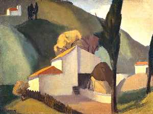 William Crozier - italiano paisagem