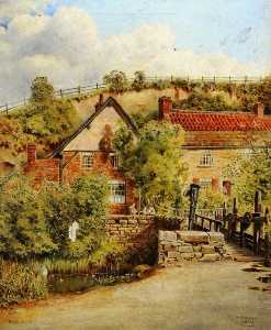 Henry A Smitheman - Canklow Buracos , Sul Yorkshire